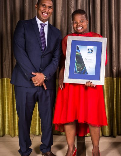 SACPS Award Winner 2017-Evelyn Hlongwa